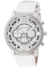[エンジェルクローバー]AngelClover 腕時計 Ridge ホワイト文字盤 RD44SWH-WH メンズ