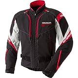 GOLDWIN(ゴールドウイン) バイクジャケット GWSベンチレータージャケット ブラック×レッド LサイズGSM12601