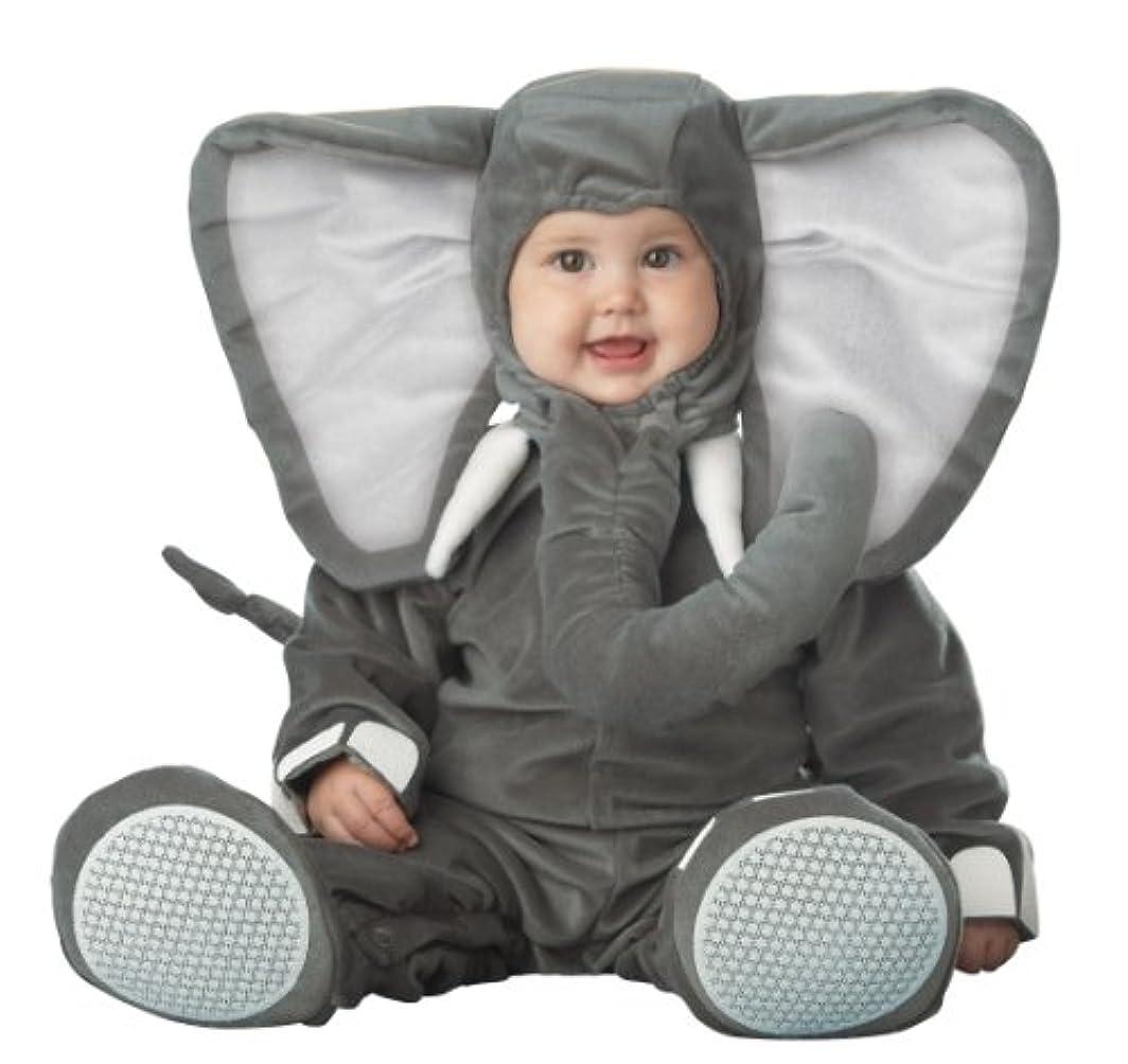 ペットホストの中でLil' Elephant Elite Collection Infant / Toddler Costume リル?エレファントエリートコレクション幼児/幼児コスチューム サイズ:Toddler (18M-2T)