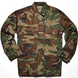 ロスコ BDU シャツ ジャケット/ROTHCO B.D.U. SHIRTS (L, ウッドランドカモ)
