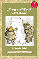 Frog and Toad All Year (I Can Read!)