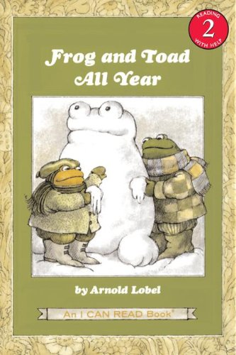 Frog and Toad All Year (I Can Read Book 2)の詳細を見る