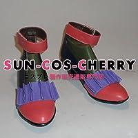 【サイズ選択可】コスプレ靴 ブーツ Z1-167 東京喰種トーキョーグール 神代利世 かみしろ りぜ 男性26.5CM