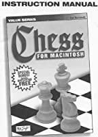 MacSoft Chess for MacIntosh 3.5 Floppy Disk [並行輸入品]