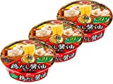エースコック 麺ごこち 糖質50% オフ 芳醇鶏だし醤油ラーメン 84g×3個