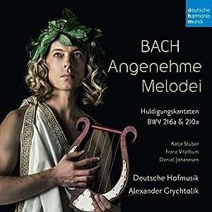 Bach, J.S.: Angenehme Melodei