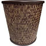 Best GENERIC Mades - Better Homes and Gardens頑丈、コンパクトrattan-wicker Palm CoveくずかごMadeからプラスチック推奨のバスルーム、ベッドルーム Review