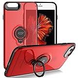 iPhone 6s Plus / 6 Plusクリスタルケース、リングホルダー付きキックスタンド機能、iPhone 6s / - Best Reviews Guide