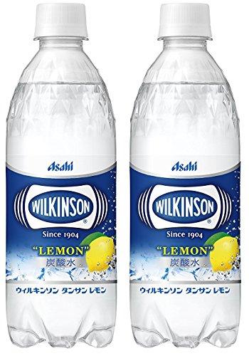 アサヒ ウィルキンソン レモン 500ml ×48本(個)...