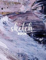 "Sketch Book For Teen Girls and boys: 8.5"" X 11"", Personalized Artist Sketchbook: 120 pages, Sketching, Drawing and Creative Doodling."