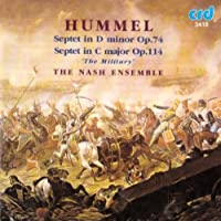 Hummel: Septets-the Nash En by Nash Ensemble