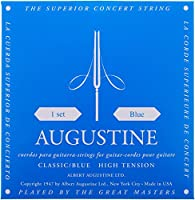 CUERDAS GUITARRA CLASICA - Augustine (Azul) Fuerte (Minimo 12 Cuerdas) 2ェ