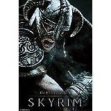 The Elder Scrolls V Poster - Skyrim (86,5cm x 55,5cm)