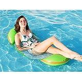 浮き輪 ボートおもちゃ屋内および屋外の大人そして子供のために適したラウンジャーの膨脹可能なプールの軽量のプールのマット