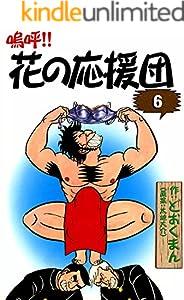 嗚呼!! 花の応援団 6巻 表紙画像