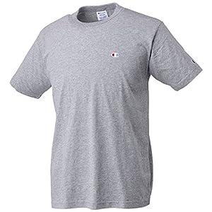 (チャンピオン)Champion Tシャツ C3-H359 070 オックスフォードグレー M