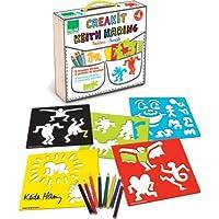VILAC ステンシルセット[Keith Haring]