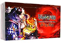 Force of Will Trading Card Game - Crimson Moon's Fairy Tale - Booster Packs (6 Pack Lot)