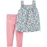 Carter's Girls' 2 Pc Playwear Sets 259g353