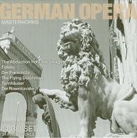 German Opera Masterworks by Schwarzkopf/Ludwig/Hopf/London/Rysanek (2007-10-16)