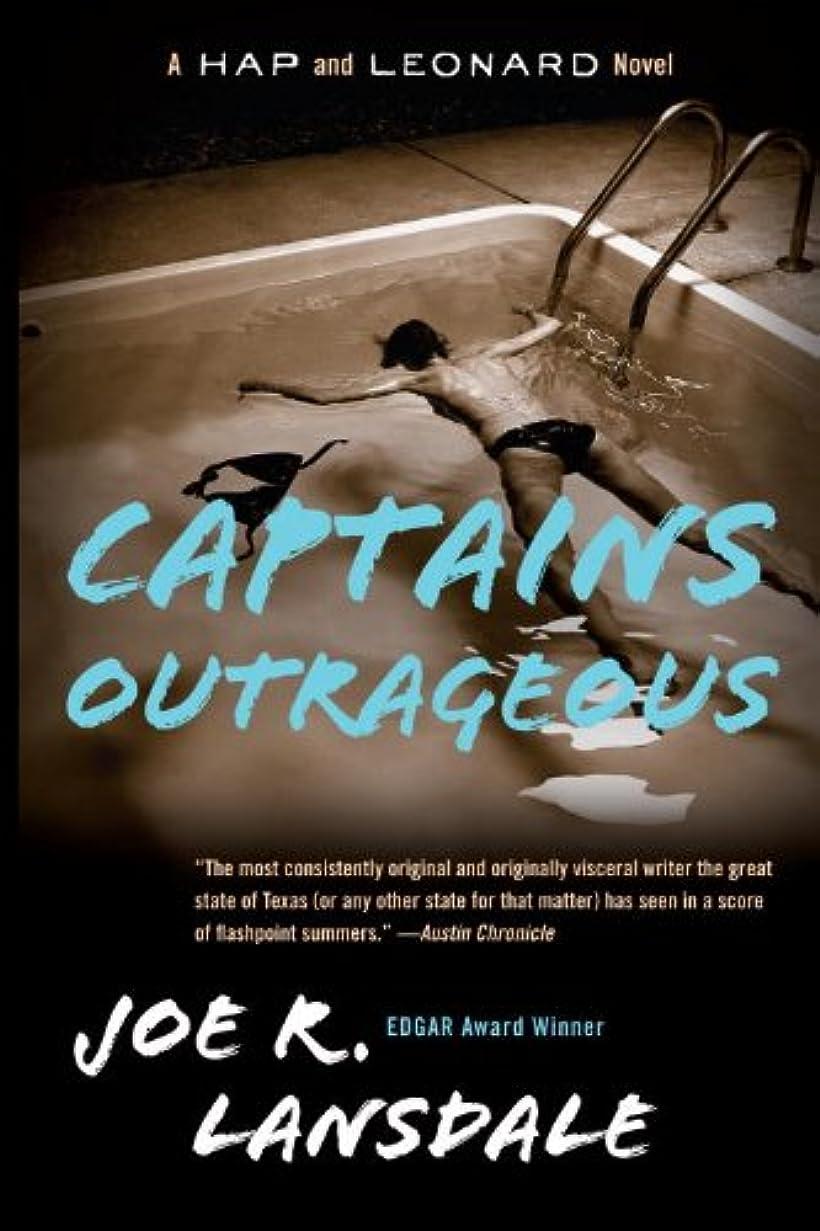 夕暮れ家庭教師Captains Outrageous: A Hap and Leonard Novel (6) (Hap and Leonard Series) (English Edition)