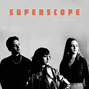 SUPERSCOPE [帯解説・歌詞対訳 / ボーナストラック1曲収録 / 国内盤] (BRC552)