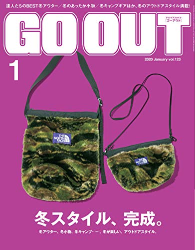 GO OUT (ゴーアウト) 2020年 1月号 [雑誌]