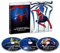 アメイジング・スパイダーマン シリーズ ブルーレイ コンプリートBOX [Blu-ray]