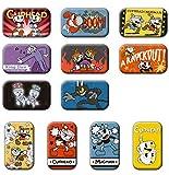 CUPHEAD スクエアカンバッジコレクション BOX商品 1BOX=12個入、全12種類