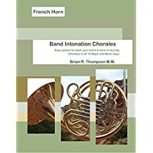 French Horn, Band Intonation Chorales