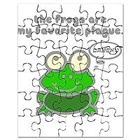 CafePress–Passover–ジグソーパズル、30個。