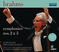 Symphonies Nos 2 & 3 by JOHANNES BRAHMS (2012-11-13)