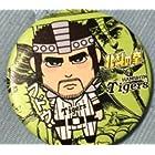 阪神タイガース×北斗の拳 シークレット缶バッジ フドウ