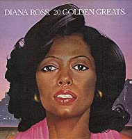 20 Golden Greats - Diana Ross LP