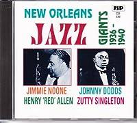 New Orleans Jazz Giants 1936-40