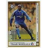 クロード・マケレレ WCCF 2006-2007 LE チェルシー LEGENDS[献身の象徴]