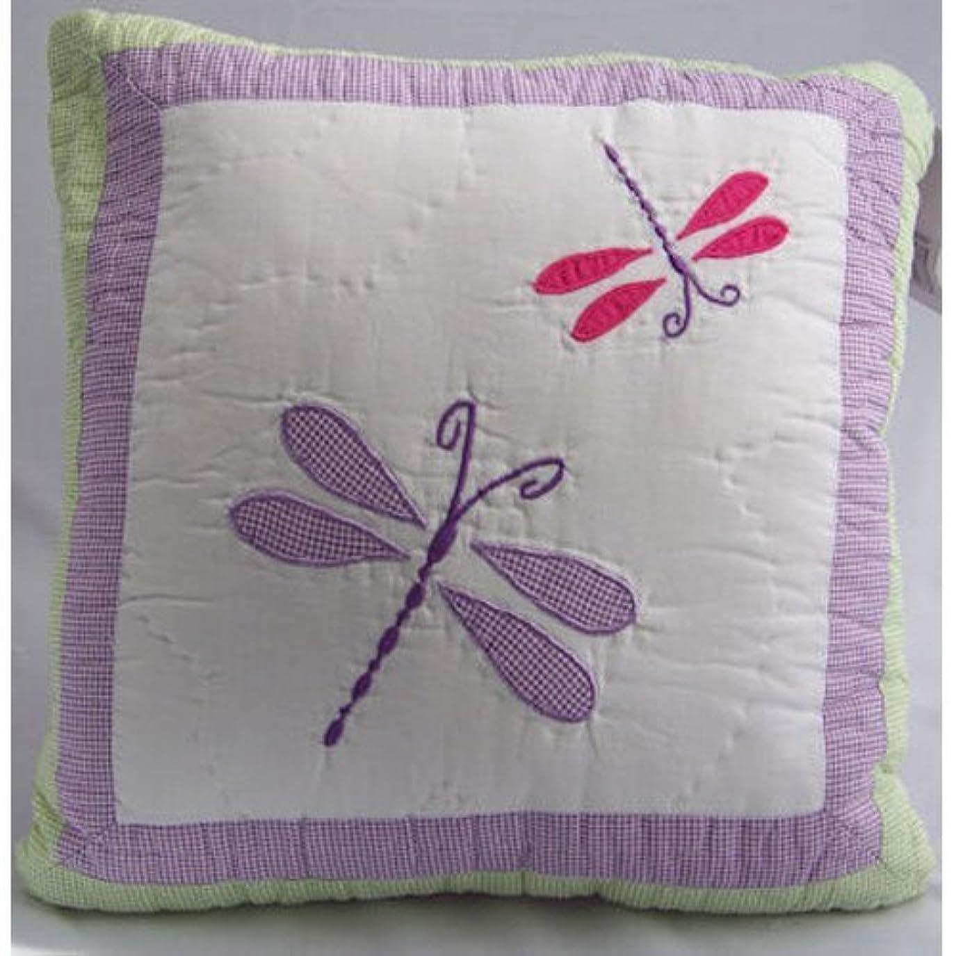 工場病ホイットニーPolyester Filled Pillow by Pem America [並行輸入品]