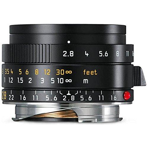 ライカ 交換レンズ エルマリート M f2.8/28mm ASPH. ライカMマウント  ブラック