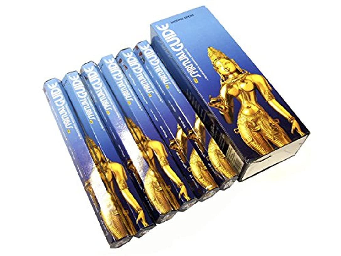 うんバラ色憲法PADMINI(パドミニ) パドミニ スピリチュアルガイド香 スティック SPIRITUALGUIDE 6箱セット