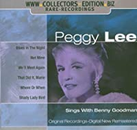 Collectors Edition-Peggy Lee