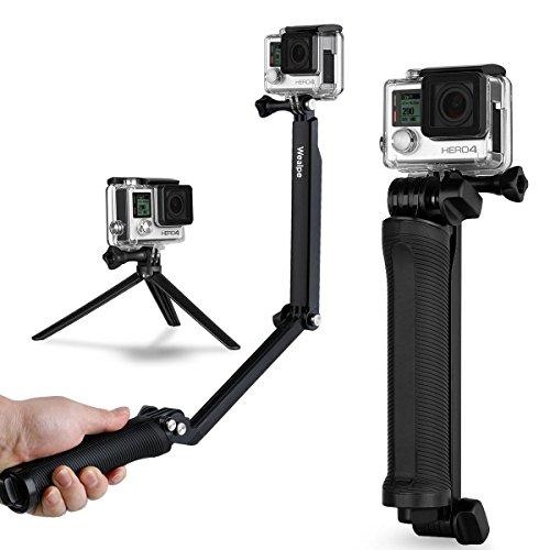 Wealpe GoPro 対応 3Way...