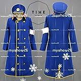銀河鉄道999 車掌 風 コスプレ衣装 コスチューム 変身 仮装 ステージ服 舞台 ハロウィン クリスマス