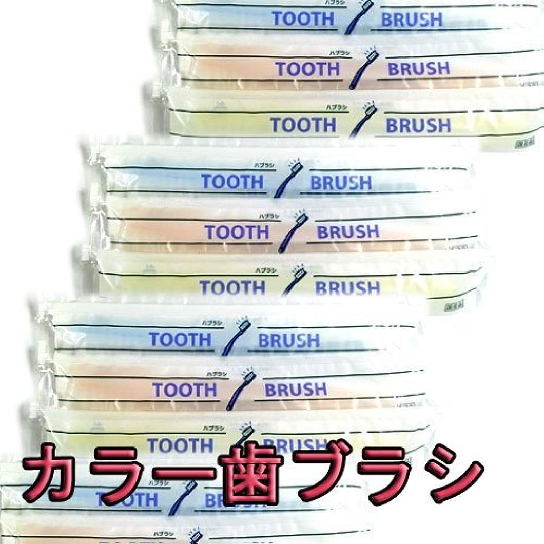 唯物論鋭く小切手使い捨て(インスタント) 粉付き歯ブラシ(10本組)(旅行用?お客様用に) 増量中 日本製