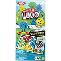 Ideal Magnetic Go! Ludo Travel Game [並行輸入品]