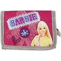 バービー 財布 女の子 折り畳み さいふ