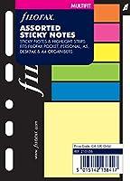 ファイロファックス システム手帳 リフィル スモール 付箋 210136 正規輸入品
