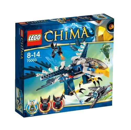 レゴ チーマ エリスのイーグル・インターセプター 70003