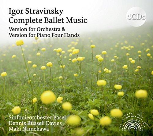 Stravinsky: Complete Ballet Music