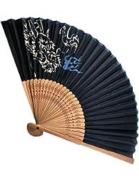 シルク扇子 扇子 和柄 高級扇子 フォーマル 和装 涼感 夏 絹 お祭り 花火