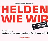 What a wonderful world [Single-CD]